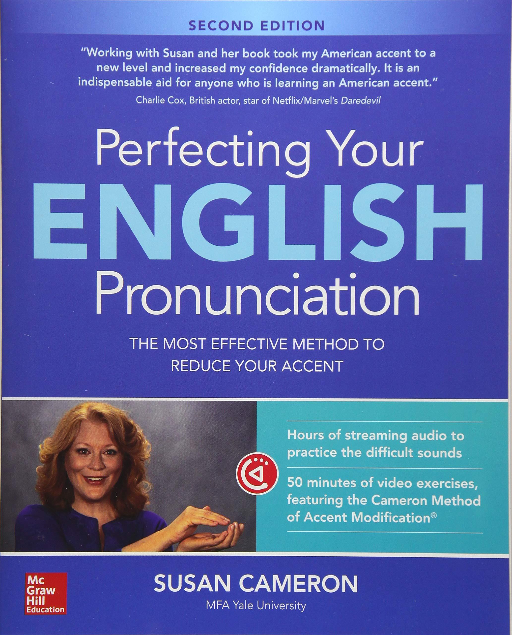 Perfecting Your English Pronunciation: Amazon co uk: Susan