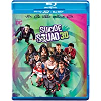 Suicide Squad (Blu-ray 3D & Blu-ray) (2-Disc)