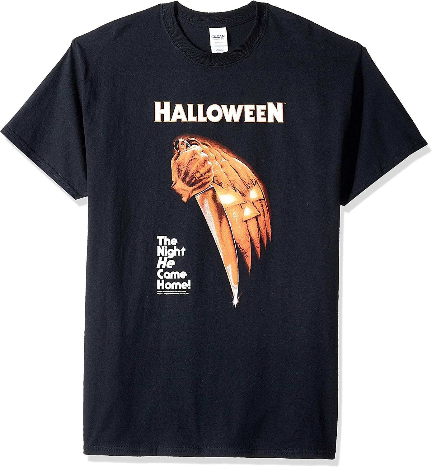 Top 9 Halloween Night He Came Home Tshirt