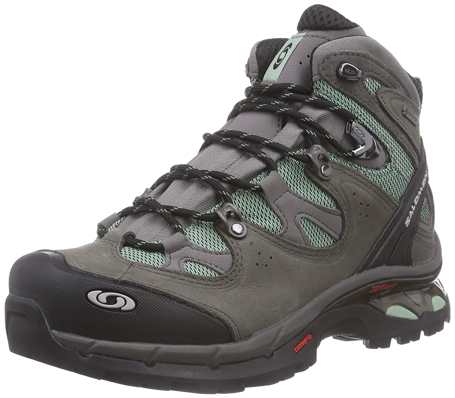 Salomon Women's Comet 3D Lady GTX Backpacking Boot COMET 3D LADY GTX®-W