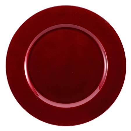 Brunchfill Charger Plates Decorative Under-plates - Round - Square ...
