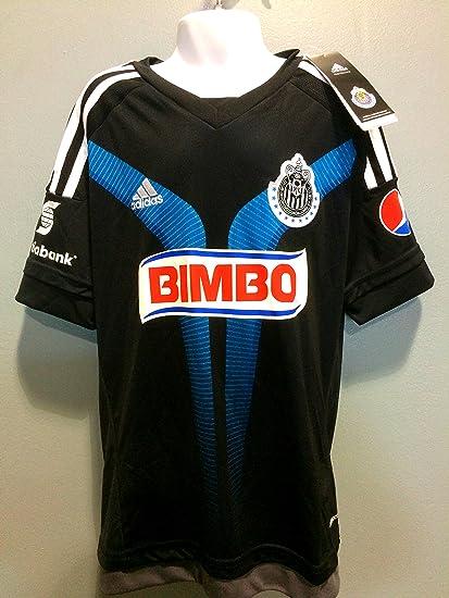 big sale e696c ce6ef Amazon.com : Chivas Rayadas de Guadalajara Liga MX Manga ...