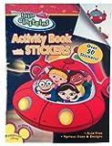 Little Einsteins Activity Book w/ Stickers (1ct)