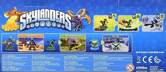 Amazon.com: Skylanders Imaginators - Classic Triple Pack ...