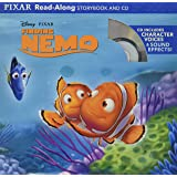 Finding Nemo Read-Along Storybook and CD