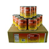Yoders Canned Taco Seasoned Beef-long Shelf Life Case- 12 Cans