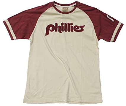 9b5a12db455 Philadelphia Phillies Retro Jersey Replica T-Shirt By Red Jacket (SM Apparel )