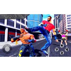Ciudad Mafia Acción 3D Juegos de lucha gratis 2019 Fighter ...