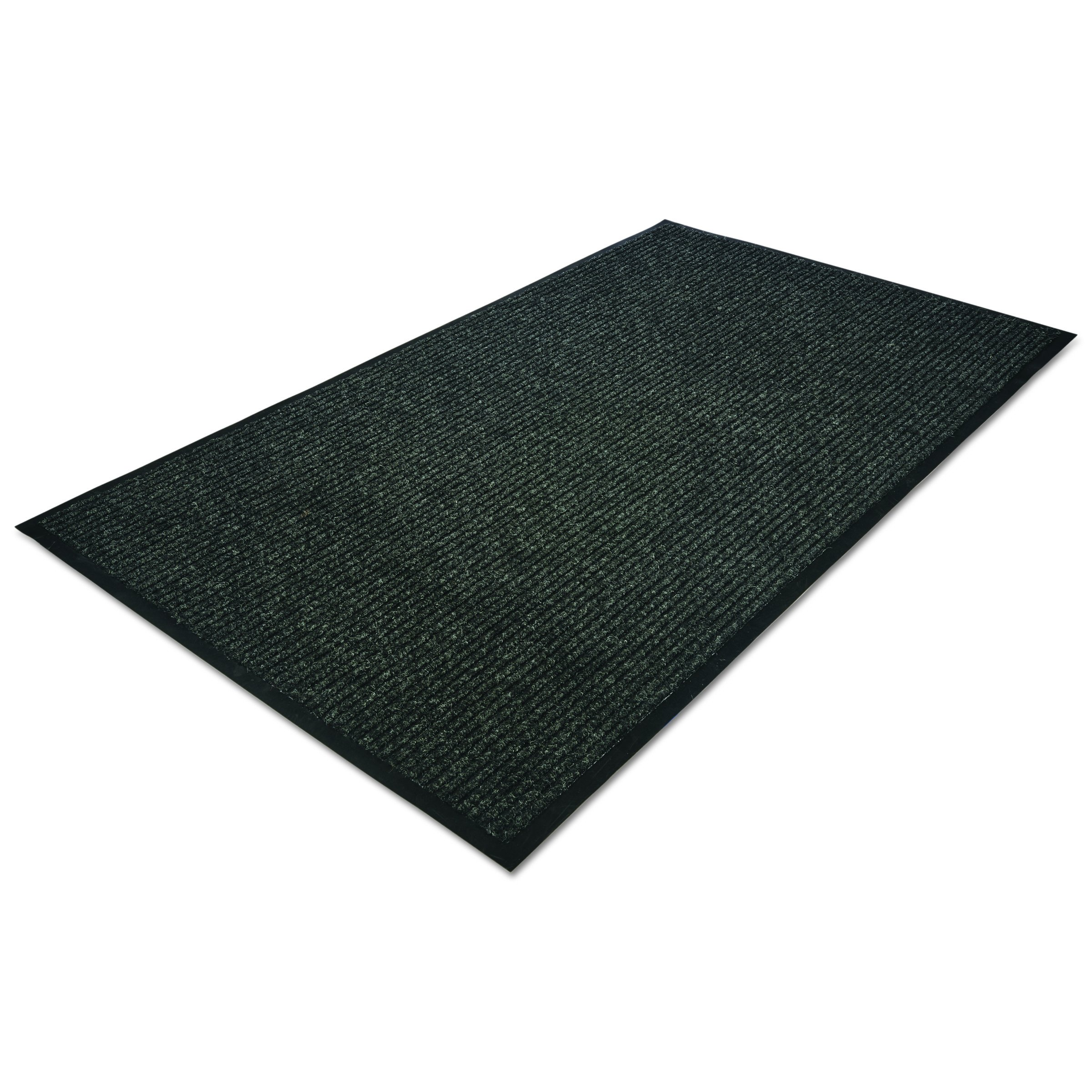 Guardian 64030530 Golden Series Indoor Wiper Mat Polypropylene 36 x 60 Charcoal, 36 x 60, Charcoal