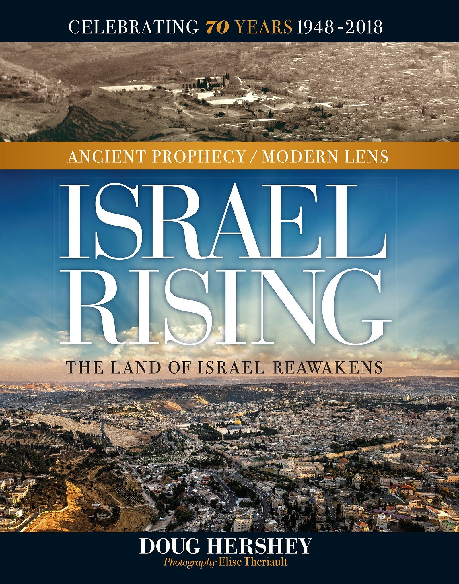 Israel Rising: Ancient Prophecy/Modern Lens PDF