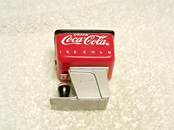 Retro Kühlschrank Coca Cola : Amazon.de: coca cola füllfederhalter drink maschine vintage