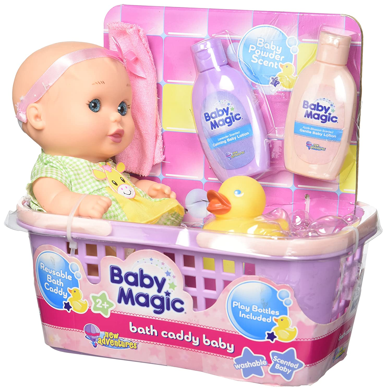 Amazon.com: Baby Magic Bath Caddy: Toys & Games