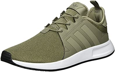 adidas Herren X_PLR Sneaker, Grün (Trace Cargo/Trace Brown/FTWR White)