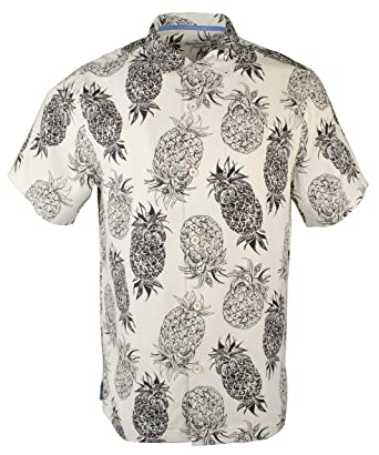 4f205e6263 Tommy Bahama Pina Pinata Silk Camp Shirt at Amazon Men s Clothing store