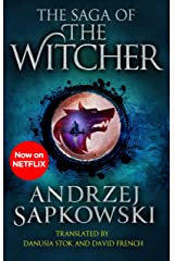 The Saga of the Witcher: Blood of Elves, Time of Contempt, Baptism of Fire, The Tower of the Swallow and The Lady of the Lake Kindle Edition