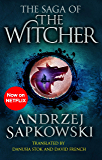 The Saga of the Witcher: Blood of Elves, Time of Contempt, Baptism of Fire, The Tower of the Swallow and The Lady of the…