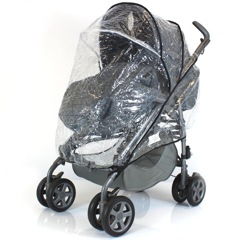 Mamas and Papas Pliko P3 Pramette Raincover pramette /& Stroller Compatible