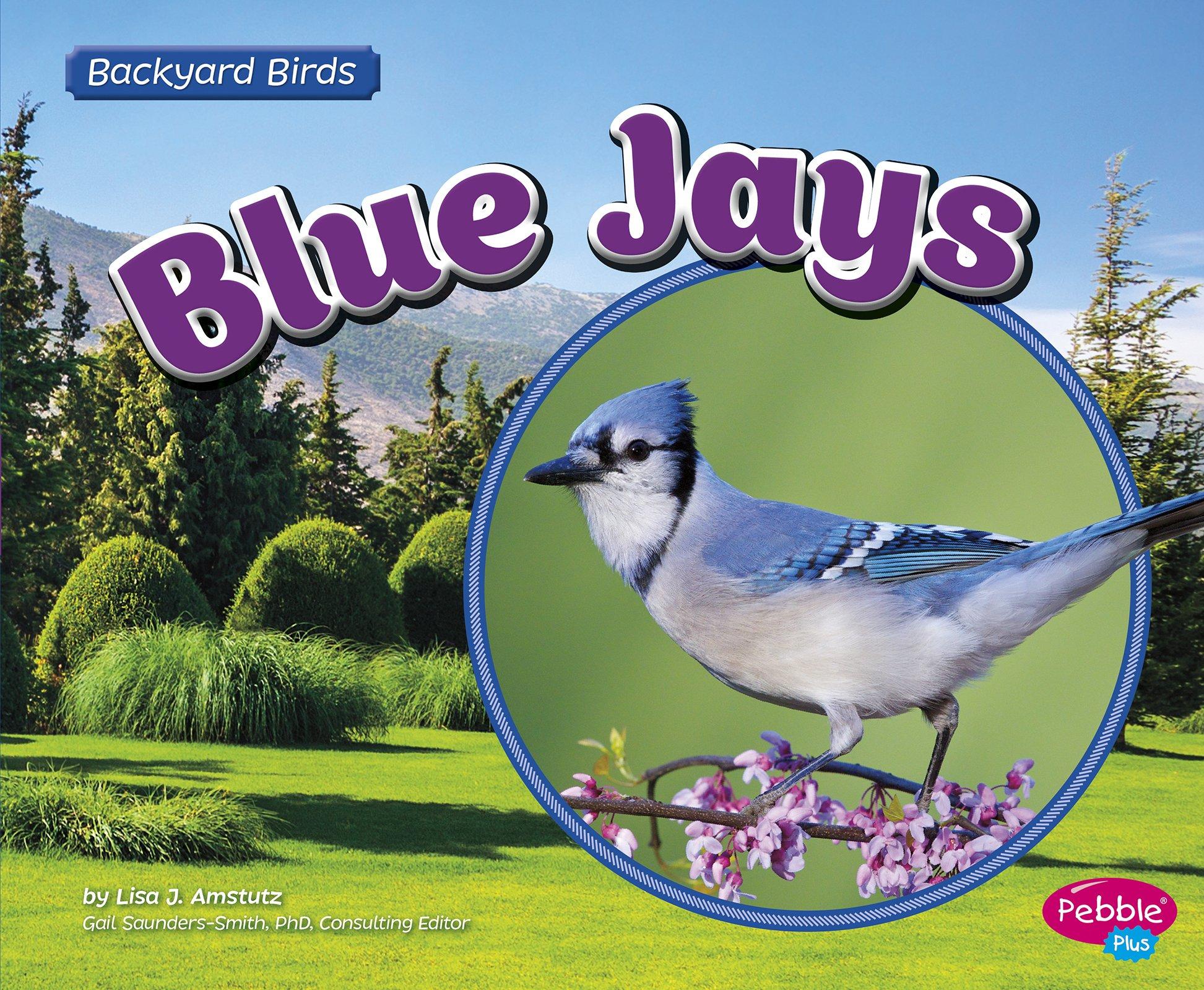 Blue Jays (Backyard Birds) pdf