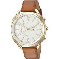 Fossil Hybrid Smartwatch - Q Accomplice Sand Leather FTW1201