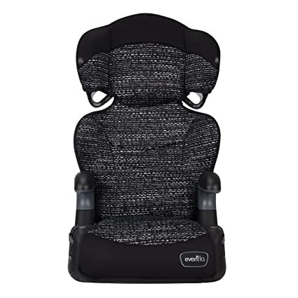 Evenflo Big Kid LX High Back Booster - The Most Convenient One