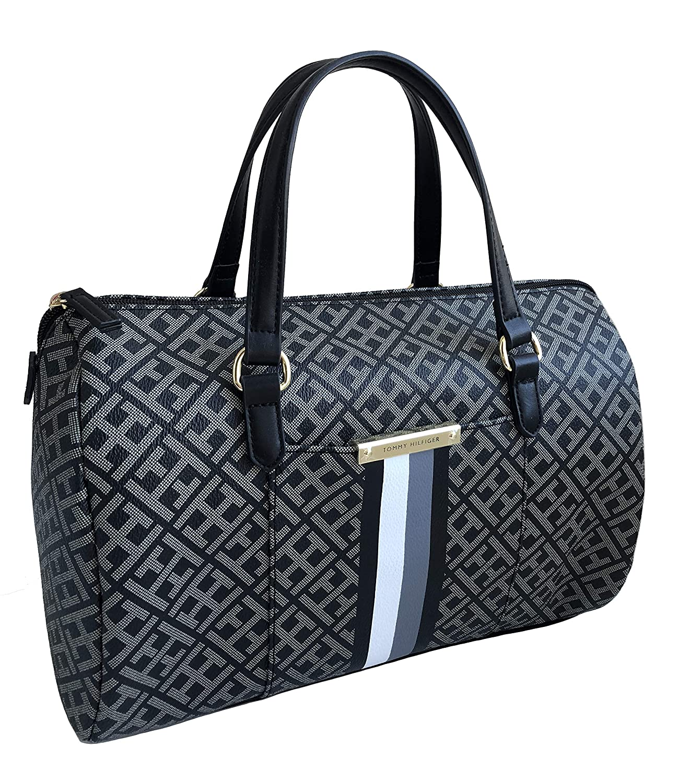 08c0917f2850 Amazon.com: Tommy Hilfiger Women Handbag, Bowler Satchel: Shoes