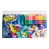 Mr. Sketch Scented Markers, Chisel Tip, Assorted