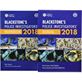 Blackstone's Police Investigators' Manual and Workbook 2018