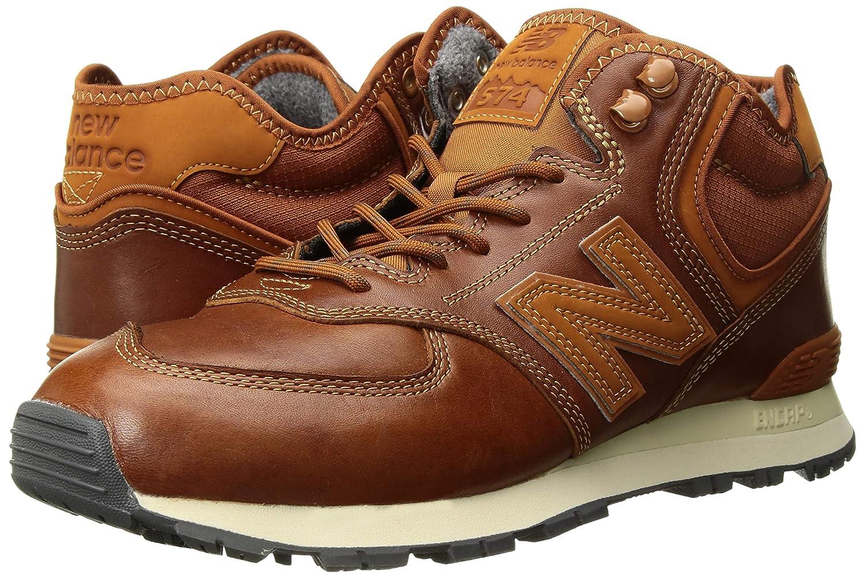 cebca7b3978f1 Amazon.com   New Balance Men's Iconic 574 Sneaker Canyon, 1.5 D US   Shoes