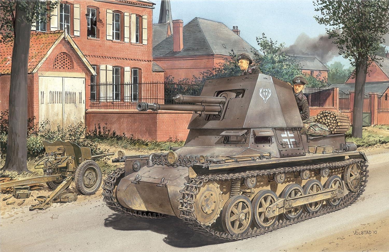 Echelle 1:35 Dragon Maquette D6258 Panzerjager I