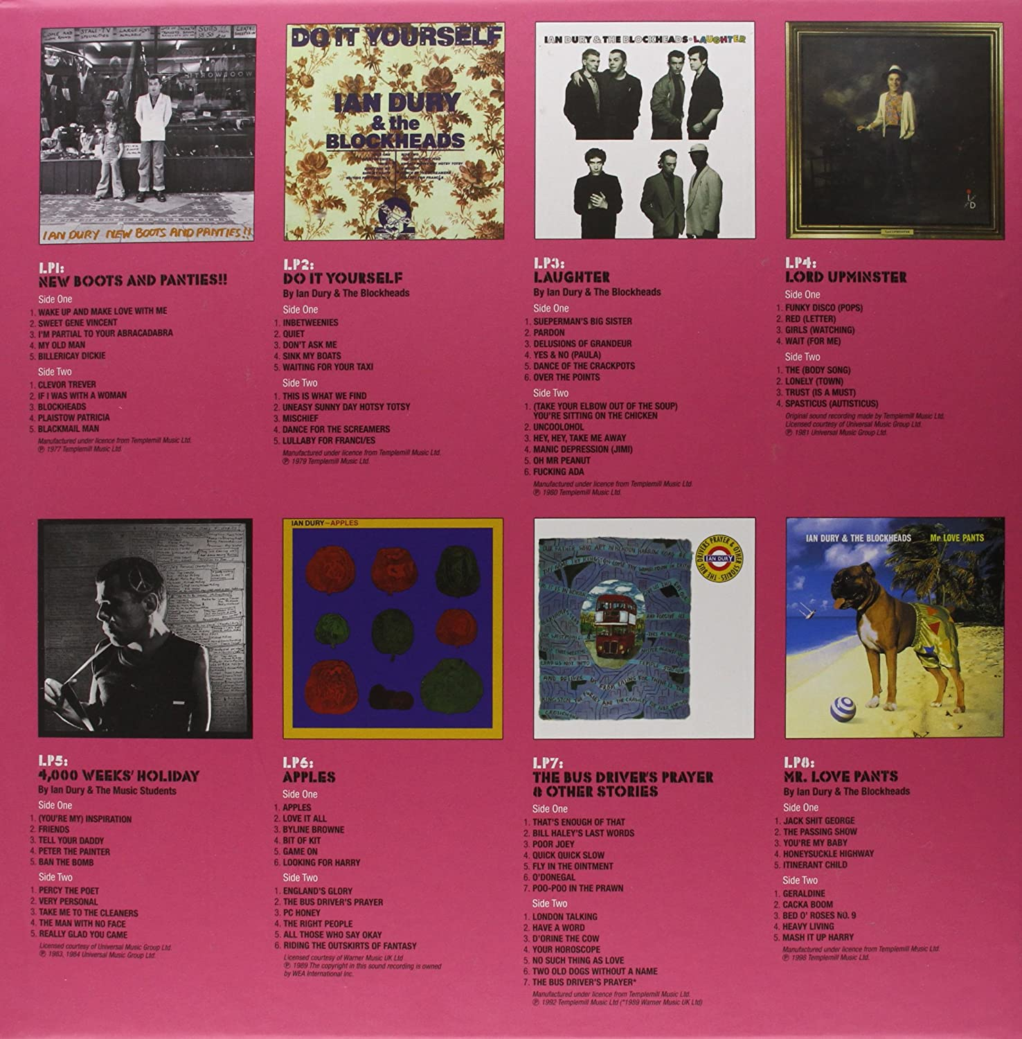 Ian the blockheads dury complete studio albums collection ian the blockheads dury complete studio albums collection amazon music solutioingenieria Images