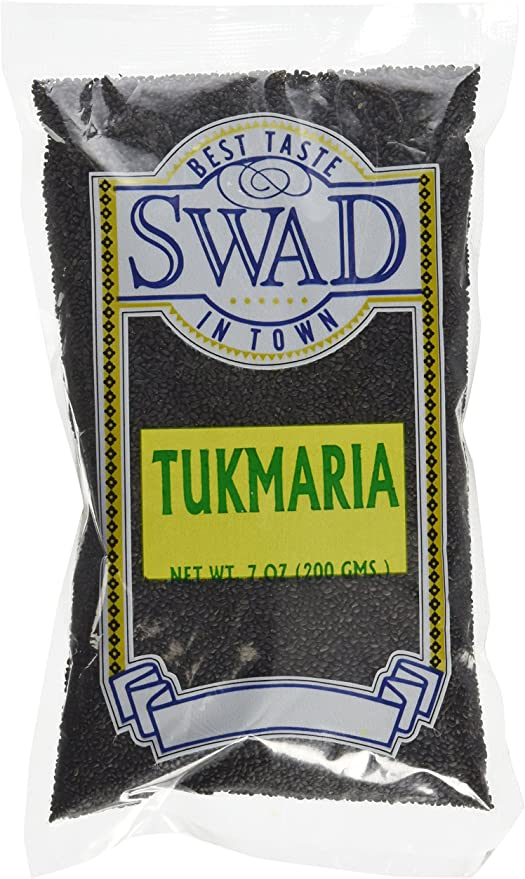 Swad Tukmaria Sacred Basil Seeds, 473 ml: Amazon.com ...