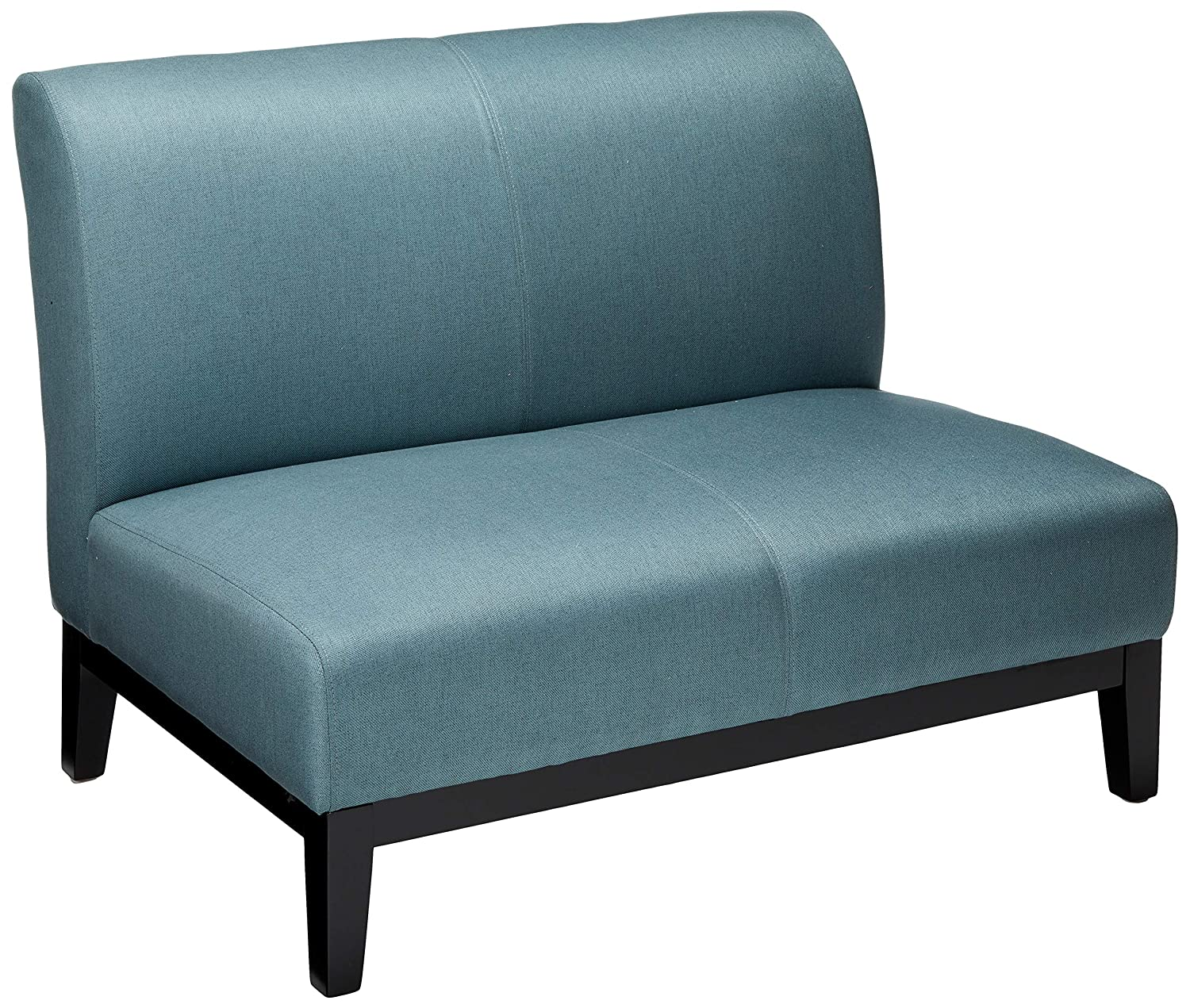 Awesome Christopher Knight Home Knightley Blue Grey Fabric Love Seat Settee Machost Co Dining Chair Design Ideas Machostcouk