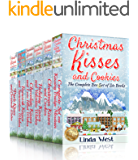 Christmas Kisses and Cookies Complete Set: Soon to be Hallmark movies! Fabulously Fun Wholesome Christmas Holiday Romance Novels (Christmas on Kissing ... Set of Fabulously Funny Holiday Romances)