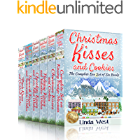 Christmas Kisses and Cookies Complete Set -The most heartwarming festive romance set of 2020: A Small Town Wholesome…