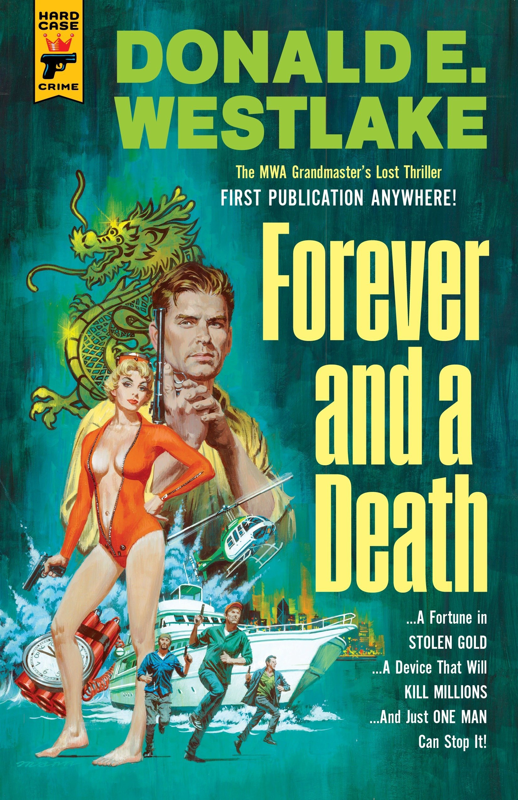 Download Forever and a Death (Hard Case Crime) pdf epub