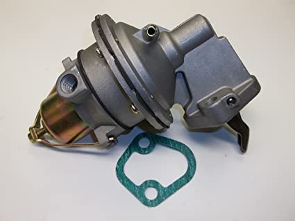RPS Mechanical Fuel Pump for Mercruiser, OMC, Volvo Penta 2 5, 3 0 Engines