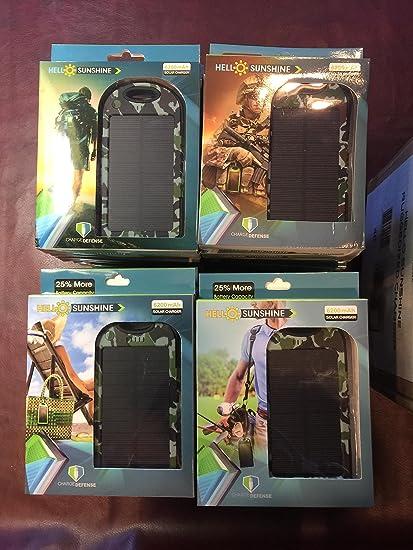 wholesale dealer 2a904 c7781 Amazon.com: Wholesale Bulk Camouflage ChargeDefense Hello Sunshine ...
