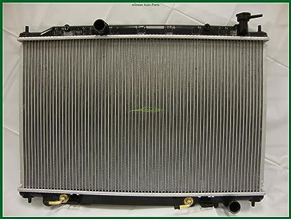 03-07 Murano Radiator 3.5L V6