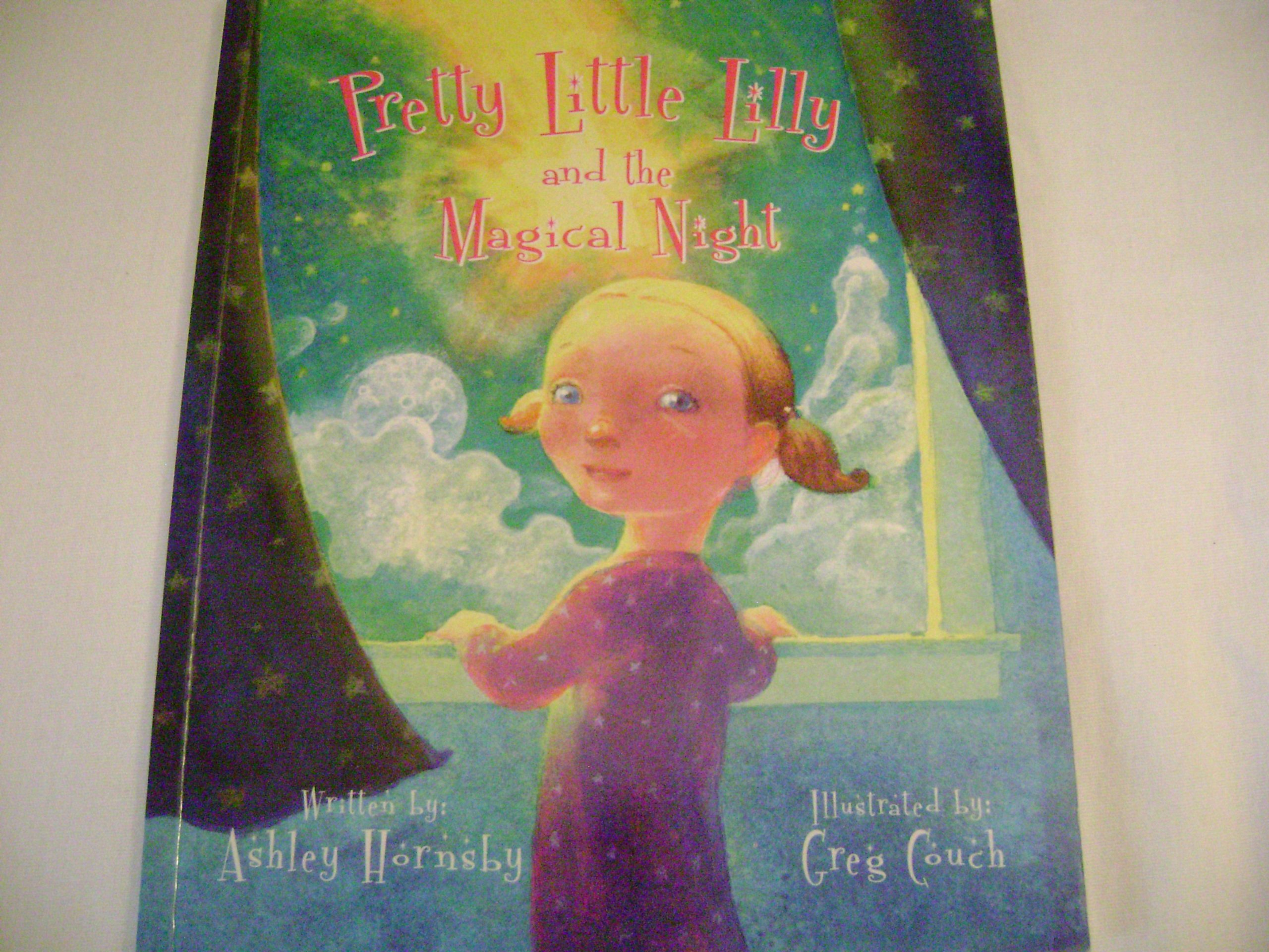 Read Online Pretty Little Lilly and the Magical Night pdf