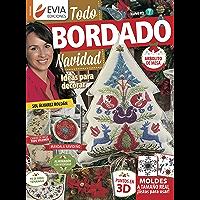 TODO BORDADO 7: Navidad (Spanish Edition)