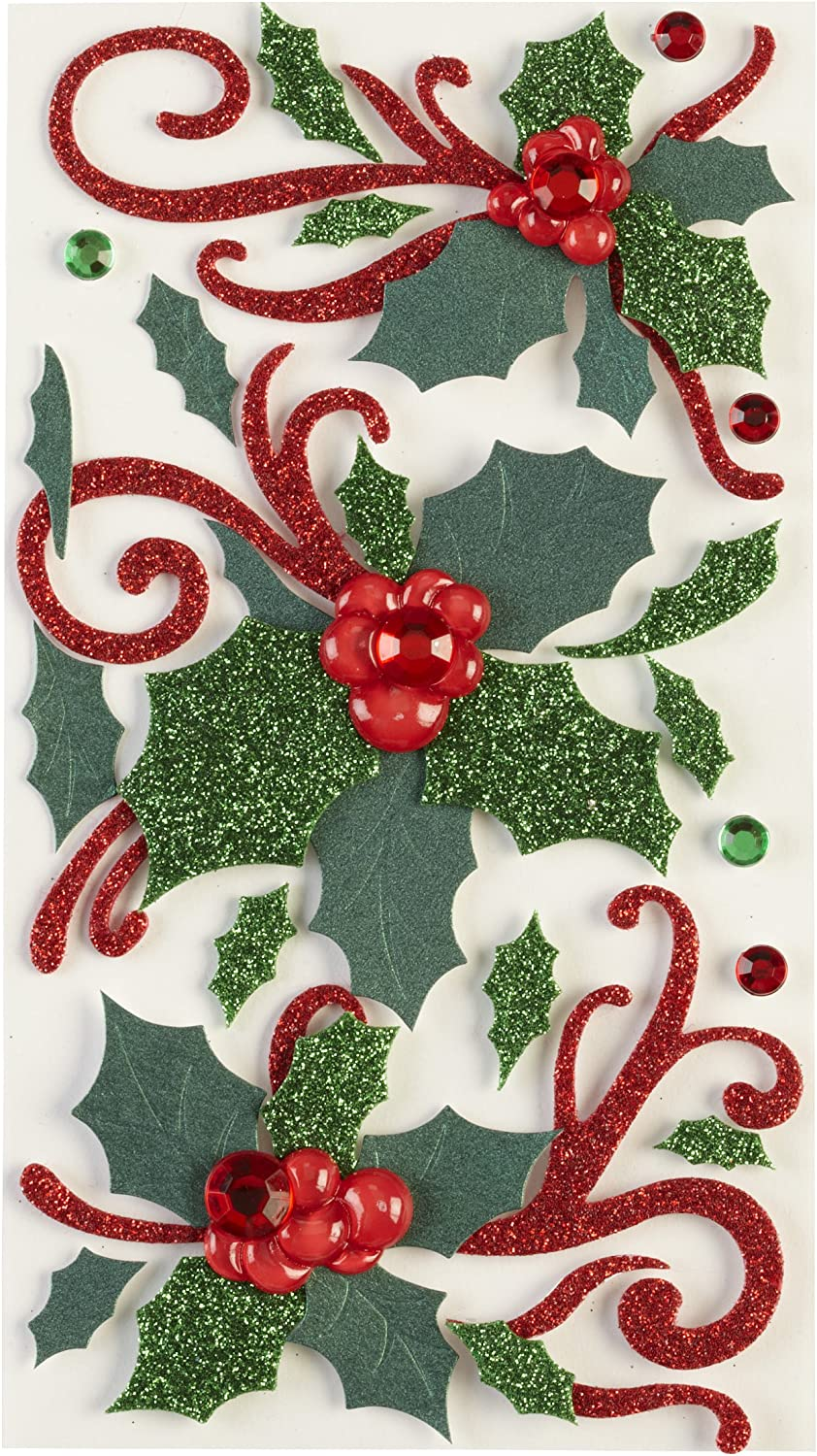 CHIPBOARD Snowflakes BQ13 50-21580 Wilton 0015586974423 jolees Other Jolly Boutique