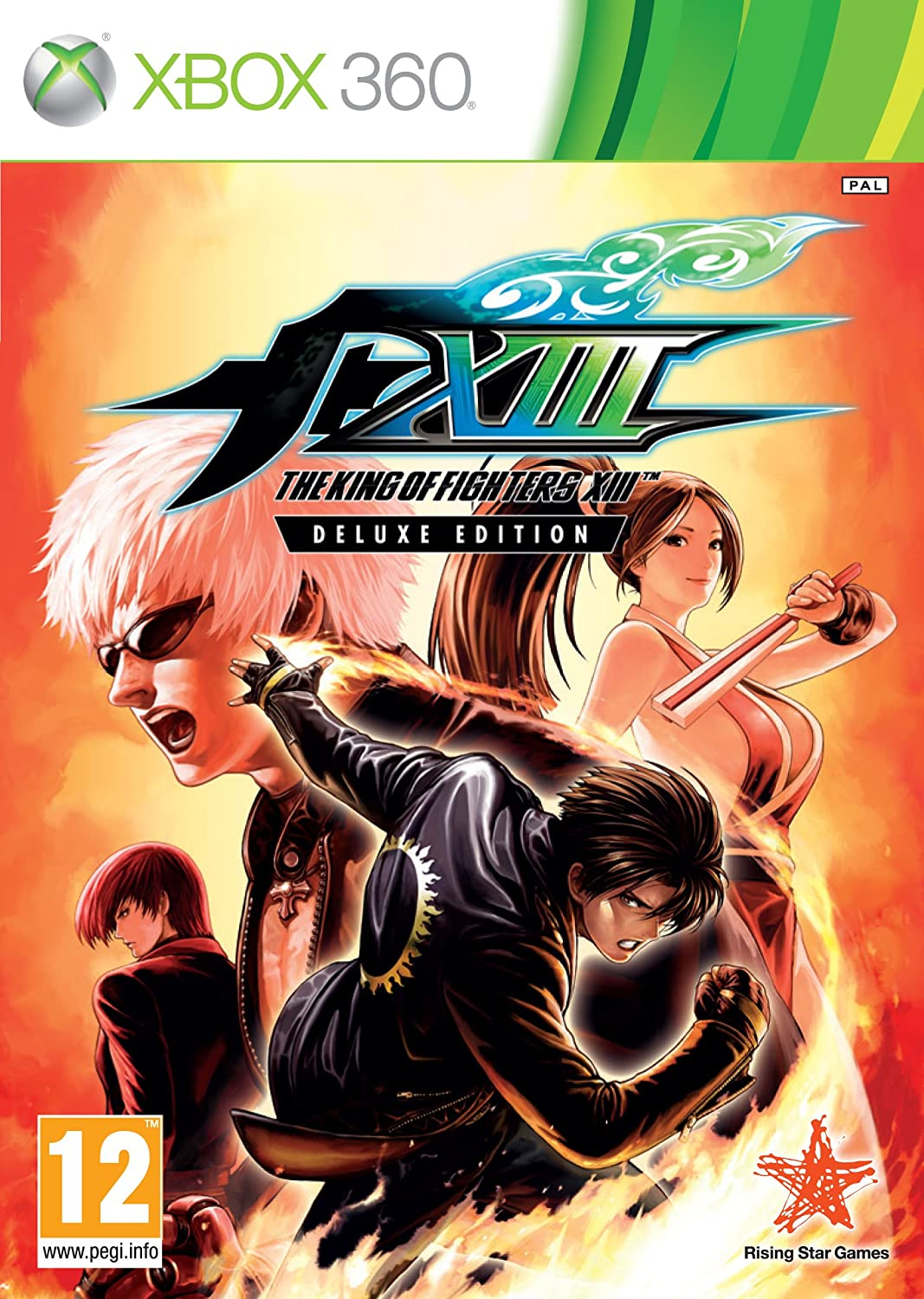 the king of fighters xiii xbox 360