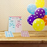Lillian Rose Baby Gender Reveal Voting Board with