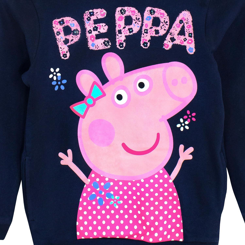 Peppa Pig Felpa per Ragazze