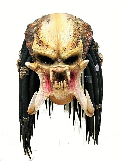 Goodwill Shop - Máscara de Predator, réplica de látex