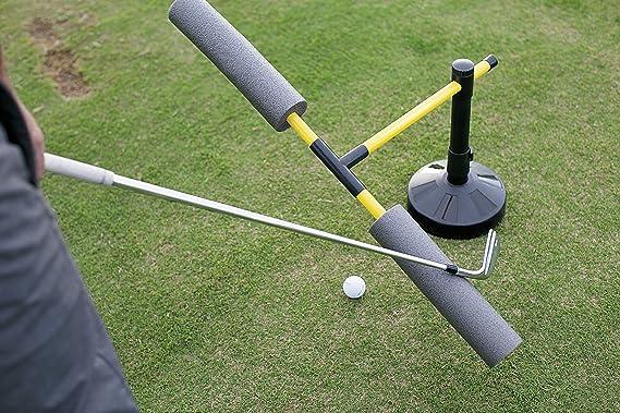 Amazon com : SKLZ Slice Eliminator - Swing Path Trainer