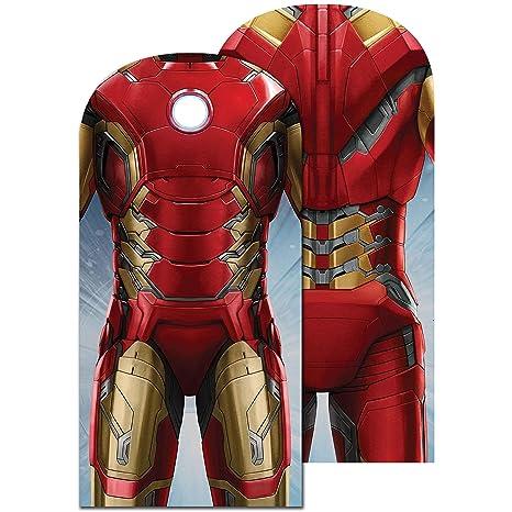 Amazon.com: Marvel Iron Man Age of Ultron Suit Cover: Automotive