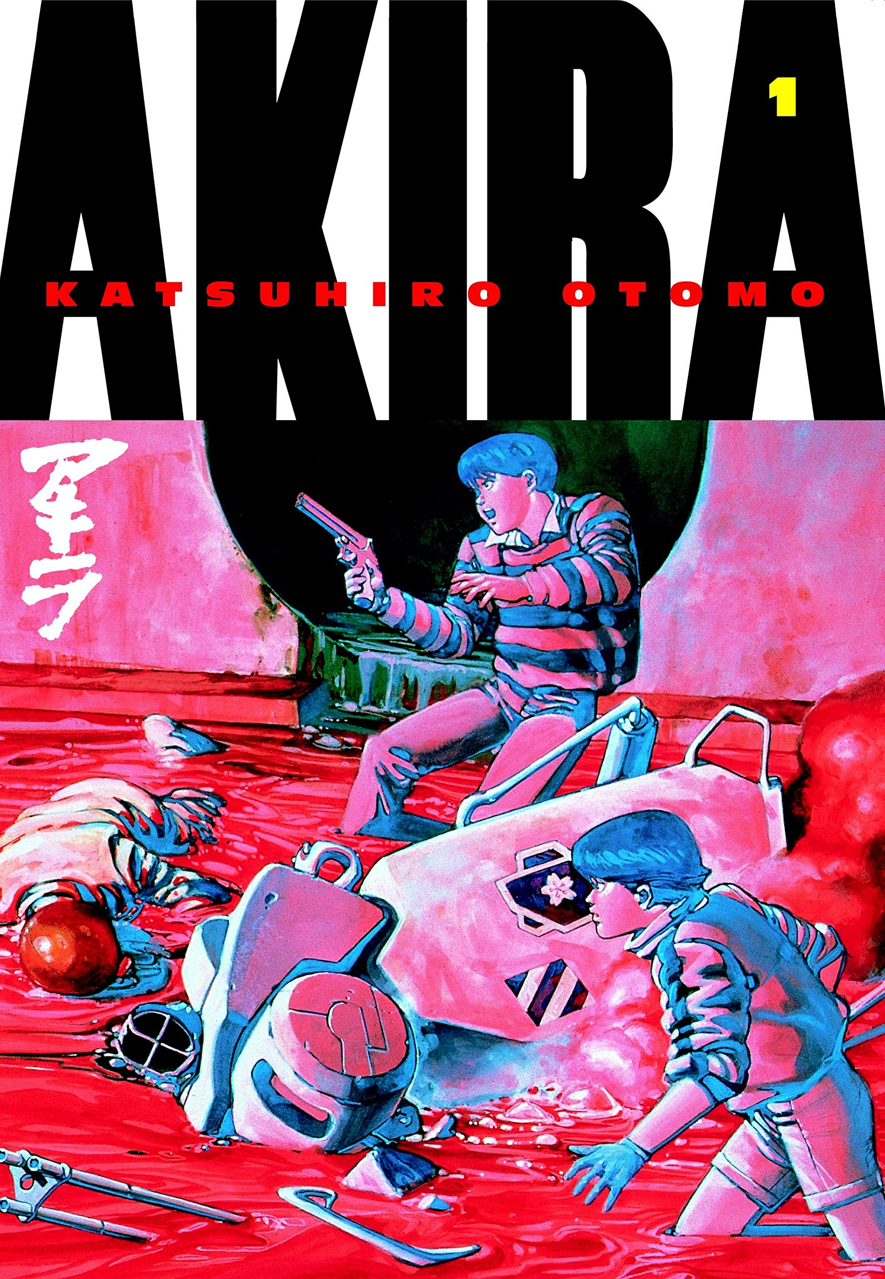 Akira Vol 1 Katsuhiro Otomo 8601400793114 Amazon Com Books