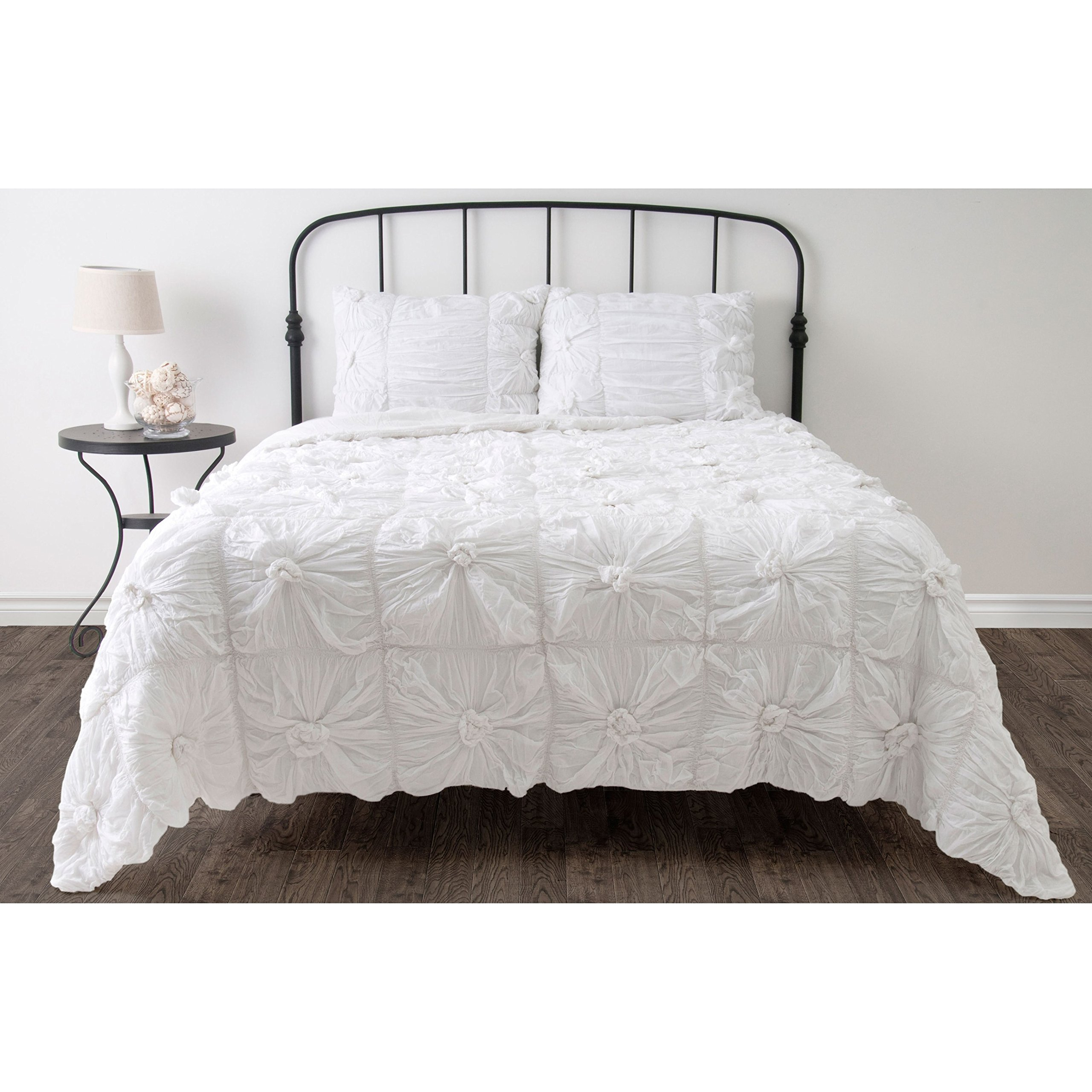 Rizzy Home Daydreamer 3-Piece Comforter Set, Queen