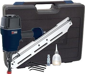 Campbell Hausfeld 34 Degree Clip Head Framing Nailer Kit Ns349099av Amazon Ca Tools Home Improvement